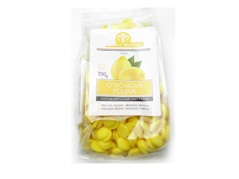 Master Martini Poleva citronová 250g