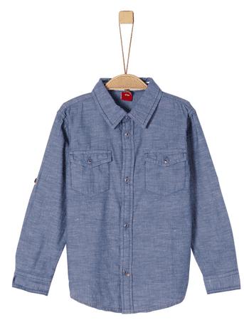 bb5f0c3ead s.Oliver fiú ing 116 -122 kék - Paraméterek | MALL.HU