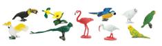 Safari Ltd. Tuba - ptaki egzotyczne