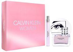 Calvin Klein Women - EDP 50 ml + EDP 10 ml