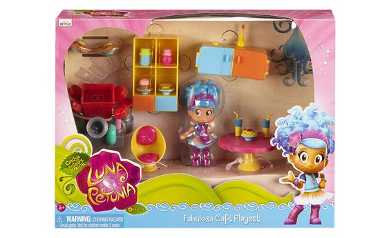 Luna Petunia set Fabulosa Cafe (25284)