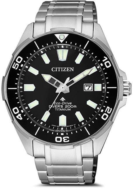 Citizen Promaster Eco-Drive Promaster Marine Titanium BN0200-81E