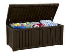 KETER Rockwood Box škatla za shranjevanje, 570 l