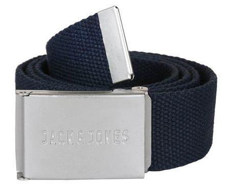 Jack&Jones Jacleon Woven Belt férfi öv Navy Blaze r (A hossza szalag 85 cm)