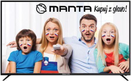 Manta 4K LED TV sprejemnik 70LUA59M