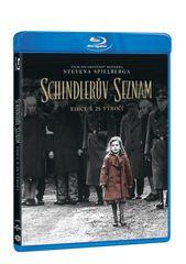 Schindlerův seznam - Výroční edice 25 let (2 disky) - Blu-ray
