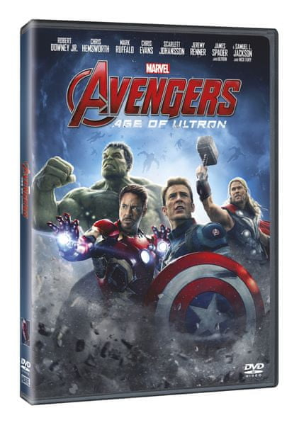 Avengers: Age of Ultron - DVD