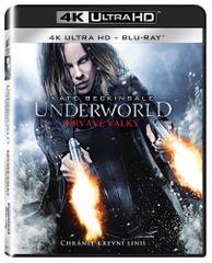 Underworld: Krvavé války (2 disky) - Blu-ray + 4K Ultra HD