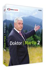 Doktor Martin 2 (4DVD) - DVD