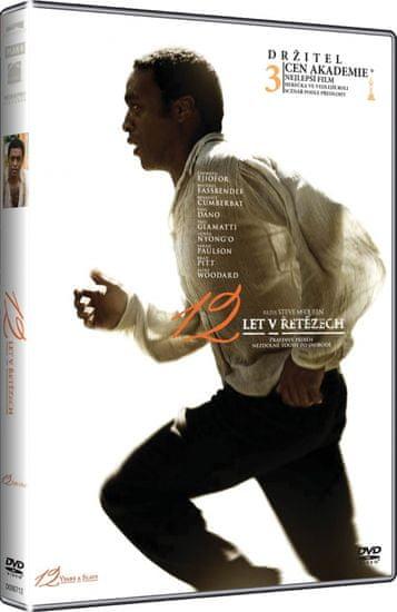 12 let v řetězech - DVD