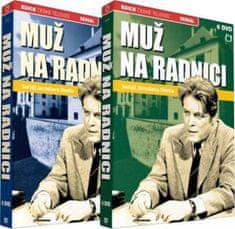 Muž na radnici (11DVD) - DVD