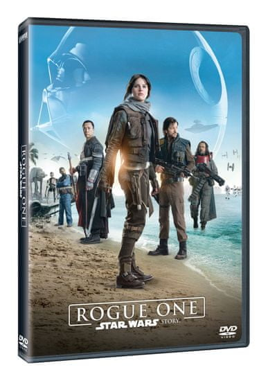 Star Wars Rogue One: Story - DVD