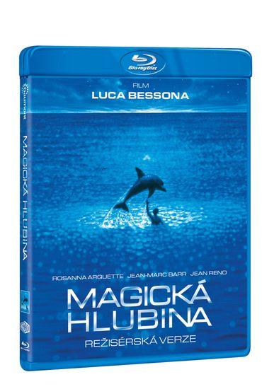 Magická hlubina - Blu-ray