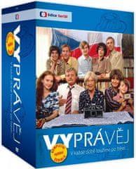 Vyprávěj - Kompletní vydání seriálu (34DVD) - DVD