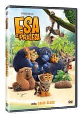 Esa z pralesa - DVD
