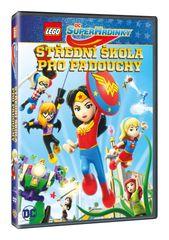Lego DC Superhrdinky: Střední škola pro padouchy - DVD