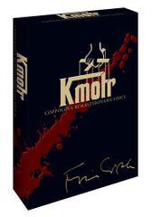 Kmotr 1.-3. - Coppolova remasterovaná edice (5DVD) - DVD