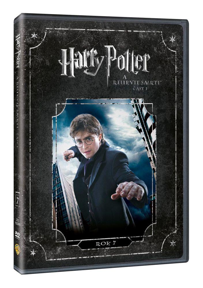 Harry Potter a Relikvie smrti - část 1. - DVD