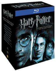 Harry Potter - Kompletní kolekce (11BD) - Blu-ray