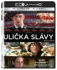 Ulička slávy (2 disky) - Blu-ray + 4K Ultra HD