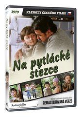 Na pytlácké stezce - edice KLENOTY ČESKÉHO FILMU (remasterovaná verze) - DVD
