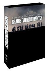 Bratrstvo neohrožených / Band of Brothers (5DVD) - DVD