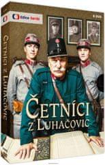Četníci z Luhačovic (6DVD) - DVD