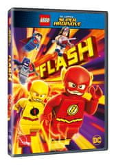 Lego DC Super hrdinové: Flash - DVD