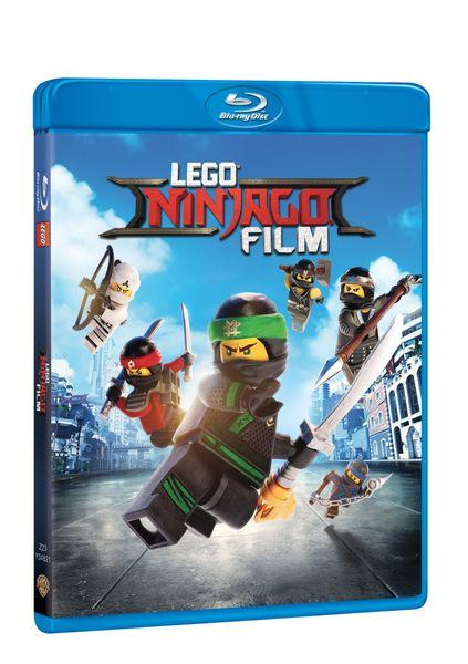 Lego Ninjago film - Blu-ray