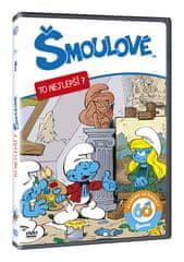 Šmoulové - To nejlepší 7. - DVD