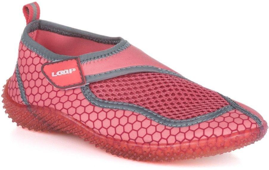 Loap dievčenské topánky do vody Cosma Kid 33 ružová