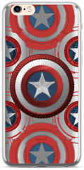 MARVEL Zadní Kryt pro Huawei P20 Pro Captain America 014 MPCCAPAM5466