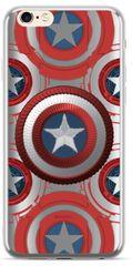 MARVEL Zadní Kryt pro Huawei Nova 3i Captain America 014 MPCCAPAM5489