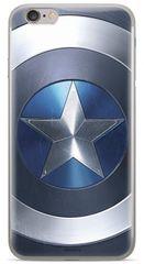 MARVEL Zadní Kryt pro Huawei Nova 3i Captain America 005 MPCCAPAM1586