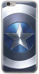 MARVEL Zadní Kryt pro Huawei P Smart Captain America 005 MPCCAPAM1501