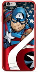 MARVEL Zadní Kryt pro Huawei Y5 2018 Captain America 004 MPCCAPAM1238