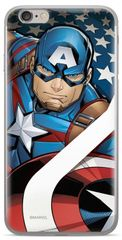 MARVEL Zadní Kryt pro Huawei Y6 2019 Captain America 004 MPCCAPAM949