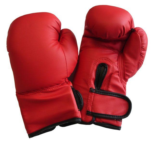 BROTHER Boxerské rukavice XL červené