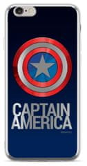 MARVEL Zadní Kryt pro Huawei Mate 20 Lite Captain America 001 MPCCAPAM080