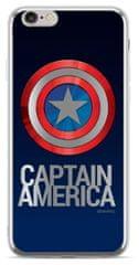 MARVEL Zadní Kryt pro Huawei Nova 3i Captain America 001 MPCCAPAM089
