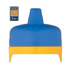 Thermos Tvrdé pítko pro kojeneckou termosku a láhev - modré