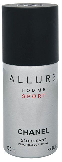 Chanel Allure Homme Sport deospray 100 ml