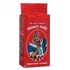Mami's Caffé Espresso Crema mletá káva 250 g