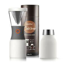 Asobu  COLD BREW - kávovar na ľadovú aj horúcu kávu - biela