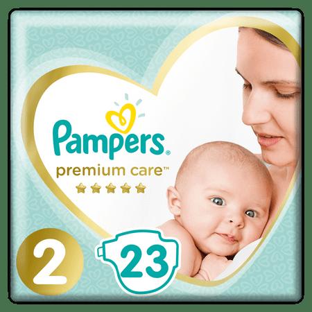 Pampers Pieluchy Premium Care 2, 23 szt.