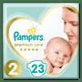 1 - Pampers Pieluchy Premium Care 2, 23 szt.