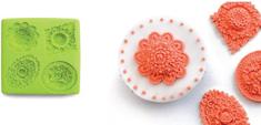 Ibili 3D forma nafondán kvetiny
