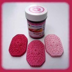 Food Colours Gelová barva (Pink) růžová 35 g