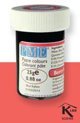 PME PME gélová farba – červená