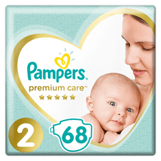 Pampers Plenky Premium Value Pack S2 68ks